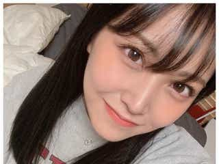 NMB48白間美瑠、黒髪にイメチェン「待ってました」とファン歓喜