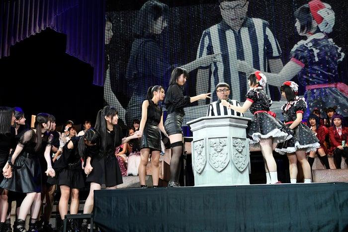 「AKB48グループ 第2回ユニットじゃんけん大会~空気を読むな、心を読め!~」(C)AKS