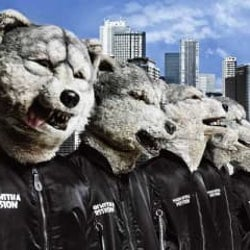 MAN WITH A MISSION、10年を完全網羅した『BEST盤』の詳細大発表
