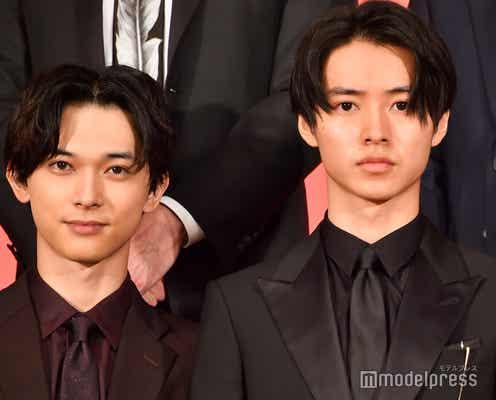 山崎賢人、吉沢亮と4度目の共演で固い絆「友達としても役者としても信頼している」<キングダム>