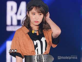 乃木坂46衛藤美彩、クールな表情も美しい<GirlsAward 2018 S/S >
