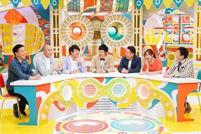 番組の様子(写真提供:MBS)