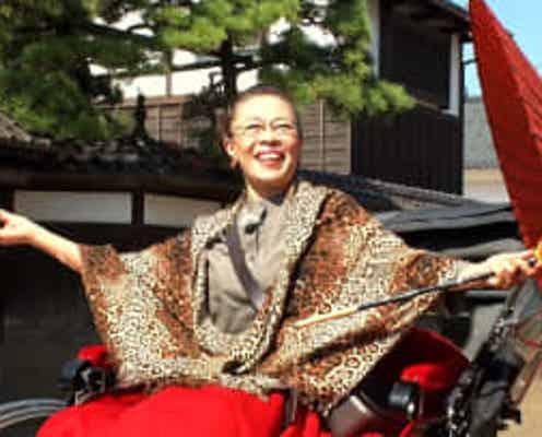柴田理恵が久本雅美と故郷・富山で爆買い恩返し&「終の住処」大豪邸をテレビ初公開!