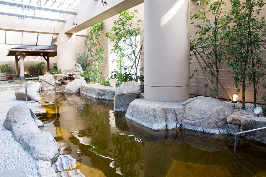 Spa LaQua 天然温泉