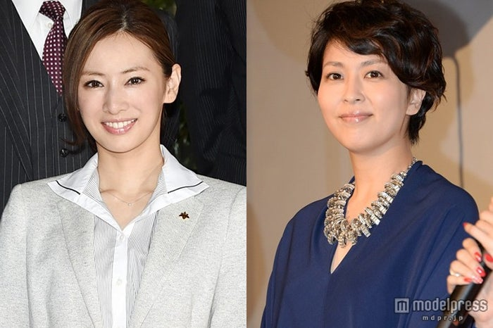 木村拓哉「HERO」8年ぶり映画化/写真は北川景子(左)と松たか子(右)【モデルプレス】