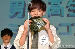「男子高生ミスターコン2017」北海道・東北地方 準グランプリ阿部超くん(C)モデルプレス