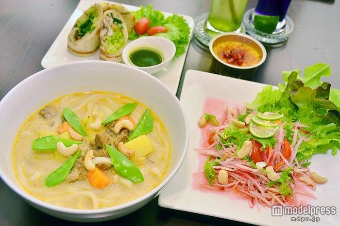 美味しく食べてハッピーになれるタイ料理店「SALADee(サラディー)」【モデルプレス】