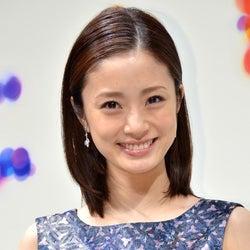 """上戸彩、""""倍返し""""流行語大賞受賞にコメント"""