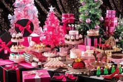 可愛すぎる『クリスマスコフレ』風ブッフェ、ヒルトン東京お台場で開催決定