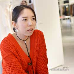 「H&M」PR担当・須貝紗妃氏(C)モデルプレス