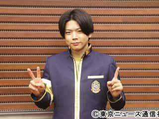 増田貴久が「ゴチ21」参戦への思いを語る 「誰よりもおいしそうに食べることに力を入れたいです!」