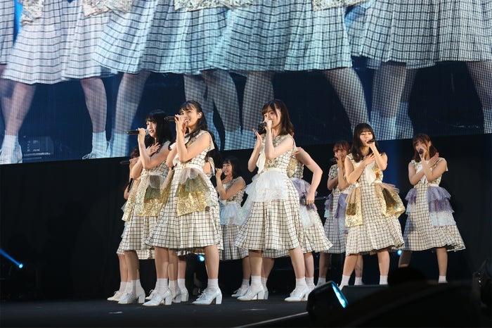 乃木坂46・3期生(C)SDGs 推進 TGC しずおか 2019