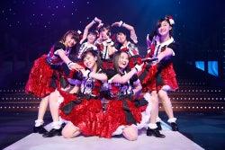 エビ中、松野莉奈さん急死後初ステージ「空の上で見守っていてくれてた」 7人で再出発