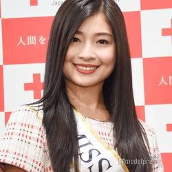 土屋太鳳の姉・土屋炎伽さん、恋愛質問に回答 ミス・ジャパングランプリ受賞後の変化明かす