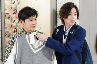 なにわ男子・道枝駿佑&長尾謙杜がキーマンに 共演者との感激エピソードも<俺のスカート、どこ行った?>