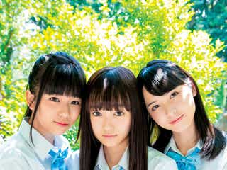 「青春高校3年C組」西村瑠香&日比野芽奈&村西里世、初々しい制服姿を披露
