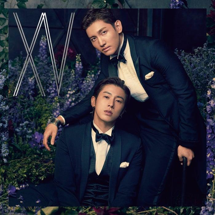 東方神起FULL ALBUM「XV」(2019年10月16日発売)初回限定盤