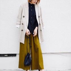 《最高気温21度》の日はこんな服装が正解!春・秋・雨の日別おすすめレディースコーデ♡