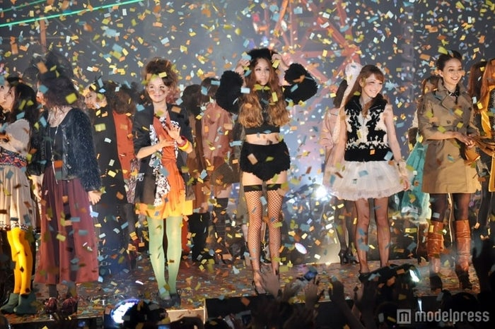 「Girls Award 2011 AUTUMN/WINTER」グランドフィナーレ