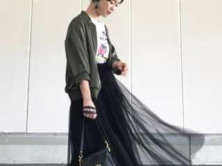 『透け感』にときめく♡夏はシースルーファッションで恋の予感♬