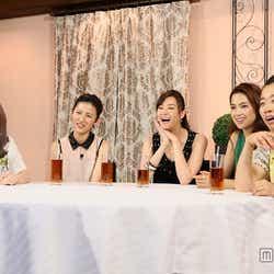 左から:きゃりーぱみゅぱみゅ、福田彩乃、観月ありさ、中村アン、いとうあさこ/画像提供:関西テレビ