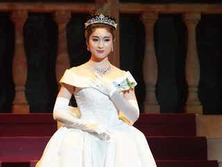 土屋太鳳「ローマの休日」アン王女役で登場「今も夢のよう」