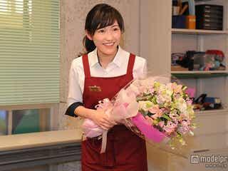 渡辺麻友、主演ドラマ現場でバースデーサプライズ 21歳の抱負を宣言
