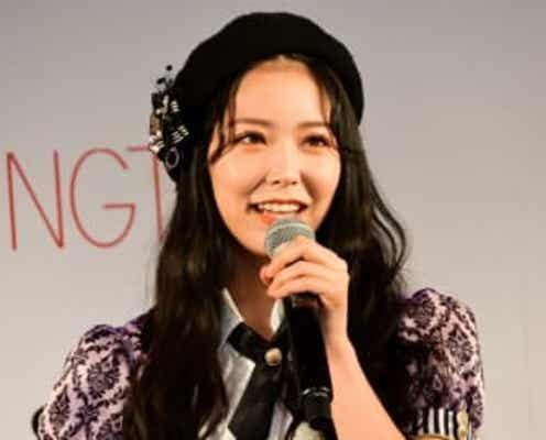 NMB48・白間美瑠がイメチェン グループ卒業目前で「絶滅黒髪少女」に