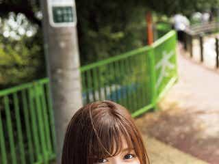 欅坂46渡邉理佐、爽やか笑顔にキュン