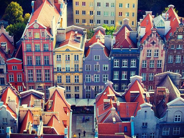 ポーランド/Rooftops by kishjar?