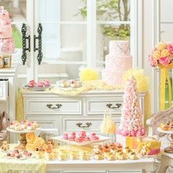 名古屋「マリーアントワネットのフラワーハニーハント デザートブッフェ」蜂蜜や花の心躍るスイーツ