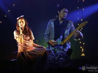 柴咲コウ、福山雅治とコラボで「ガリレオ」主題歌初披露