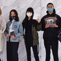 アップサイクルブランド「スリュー」 手作りマスクを無料配布