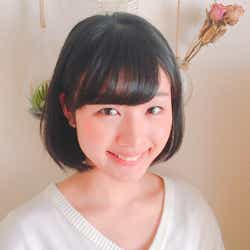 「MISS MR CIRCLE CONTEST 2017-2018」ファイナリスト 聖心女子大学・青柳真有さん (提供写真)