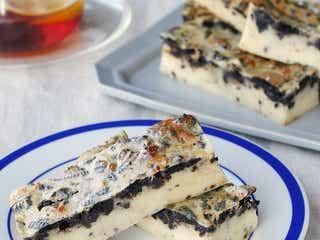 スライスチーズで作る!「スティックチーズケーキ」のレシピ