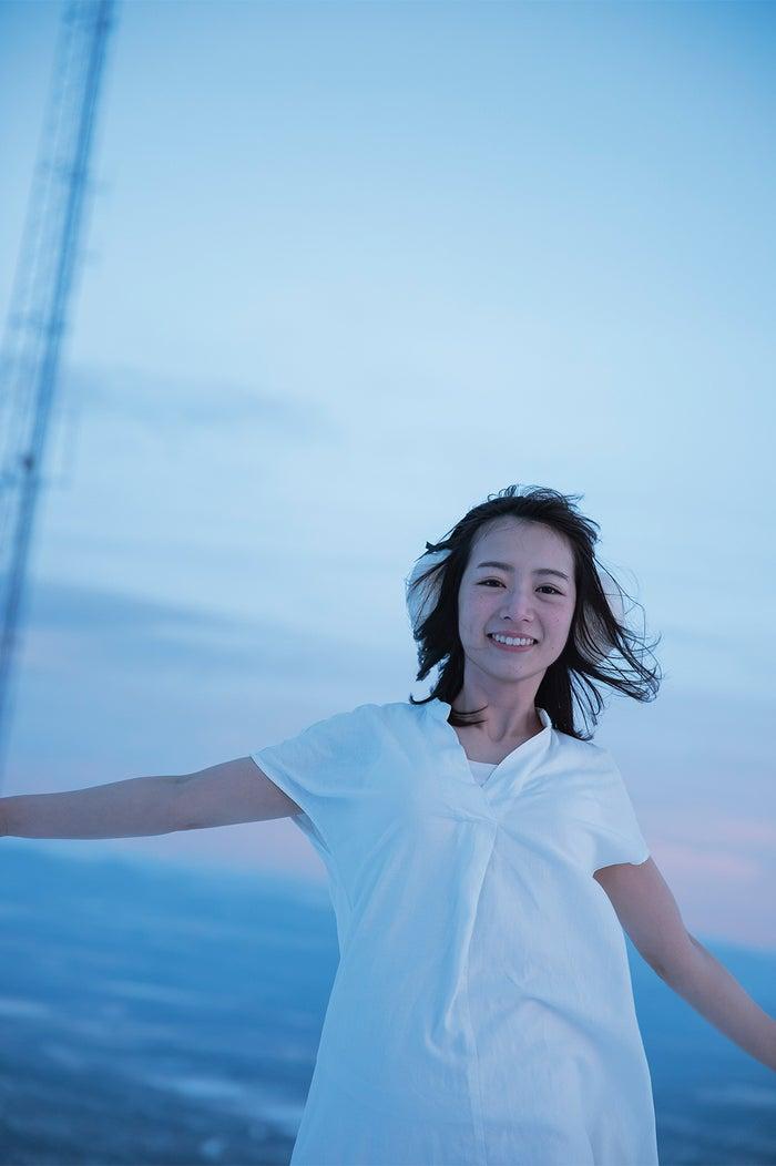 北野日奈子・写真集「空気の色」/撮影:藤本和典