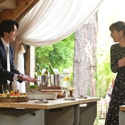 横浜流星、川口春奈  「着飾る恋には理由があって」最終話より(C)TBS