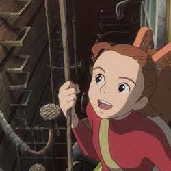 「借りぐらしのアリエッティ」より(C)2010 Studio Ghibli・NDHDMTW