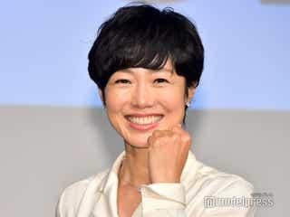 有働由美子アナ、新「news zero」会見で緊張 NHKに「嫁に出されたんだと思って…」