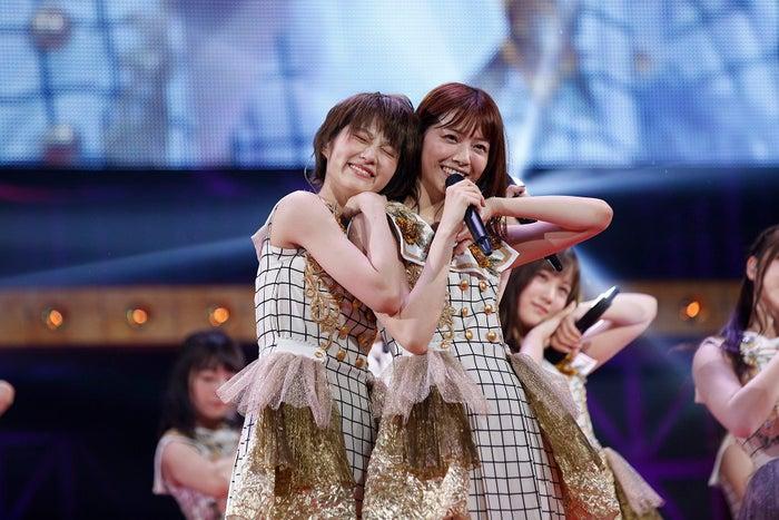 乃木坂46「若月佑美 卒業セレモニー」(提供写真)