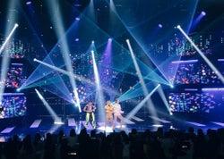 """三代目JSB「R.Y.U.S.E.I.」音楽プロデューサーが手がける""""BananaLemon""""、韓国初上陸 圧巻パフォーマンスに拍手喝采"""