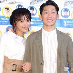 近藤千尋&ジャンポケ太田夫妻、愛娘と幸せ溢れる家族ショット「理想の夫婦」「ほっこり」と反響