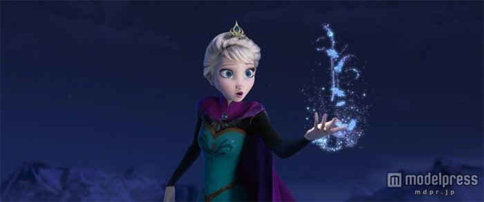 日本の音楽トップトレンド動画ランキングを独占した「アナと雪の女王」(C)2014 Disney.All Rights Reserved【モデルプレス】