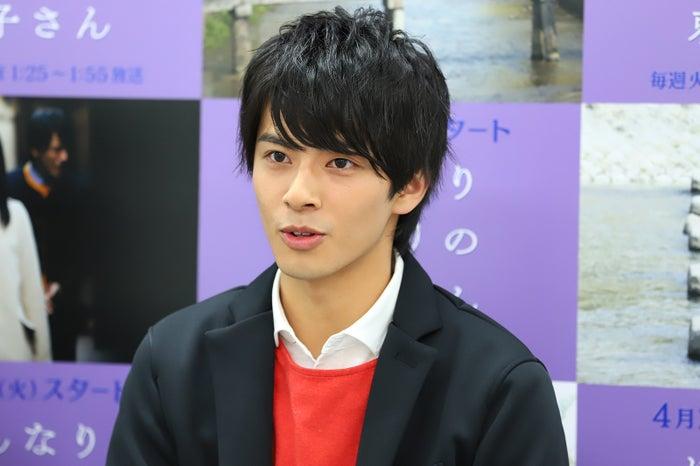 中尾暢樹(写真提供:関西テレビ)