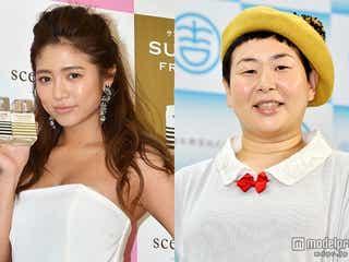 今井華、森三中・大島美幸の妊娠にコメント