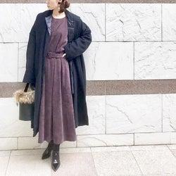 冬のロマンチックな「プラネタリウムデート」に着ていきたい、レディ感全開なコーデ♡