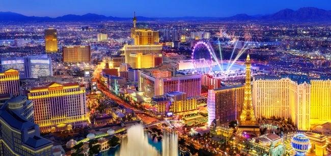 シーザーズ・エンターテインメントが米ラスベガスで経営するカジノリゾート(提供写真)