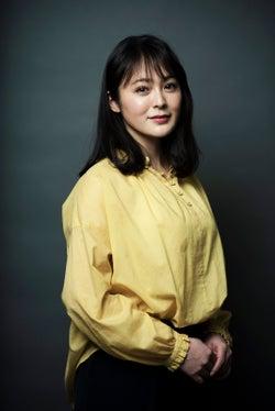 貫地谷しほり、玉木宏は「頼れる座長」 新ドラマヒロインに決定<スパイラル~町工場の奇跡~>