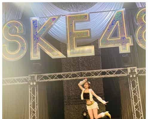 SKE48須田亜香里、露出度高め衣装に焦り「28歳にはハードルが高い」