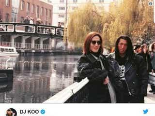 DJ KOO、恩師・小室哲哉への思い綴る